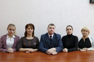 Деканат биотехнологического факультета, 2018 г.