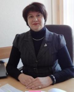 Сучкова Ирина Викторовна (2009-2013 гг.)
