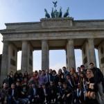 Наши студенты в Германии и Франции  на учебно-образовательной программе