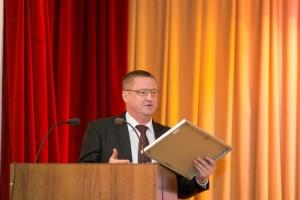 Министр сельского хозяйства и продовольствия Республики Беларусь Леонид Константинович Заяц