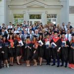 На биотехнологическом факультете 135 выпускников получили свой заветный диплом