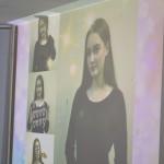 Представление участниц – 1 часть конкурса