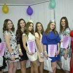 """Все участницы конкурса """"Мисс студенческого общежития"""" победительницы, умницы и красавицы!!!"""