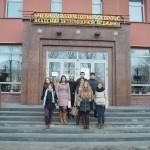 Студенты из разных регионов Российской Федерации ежегодно проходят стажировки в академии!
