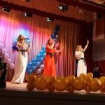 Студенты подготовили выступления в виде песен, юмористических сцен, современных танцев, номинаций и многие другие интересные выступления!