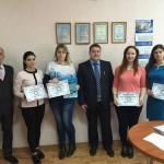 Подведение итогов стажировки провел проректор по учебной работе доцент Журба Владимир Александрович