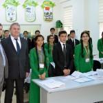 Академия впервые была представлена в Туркменистане на образовательной выставке высших учебных заведений Республики Беларусь