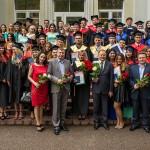 На биотехнологическом факультете 93 выпускника получили свой заветный диплом ветеринарно-санитарного врача