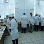 Государственные экзамены по практическим навыкам и умениям у студентов 5 курса факультета ветеринарной медицины прошли в клиниках кафедр академии.