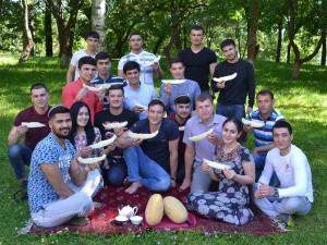 День туркменской дыни – праздник, который на биотехнологическом факультете стал традицией