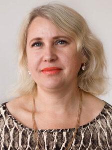 Агафонова Марина Ивановна