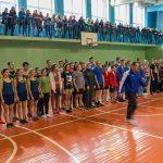 Открытие Спартакиады УО ВГАВМ 2017-2018