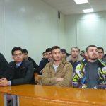На биотехнологическом факультете у туркменских студентов состоялась встреча с миграционной службой и ГАИ