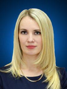 Ковалевская Елена Олеговна