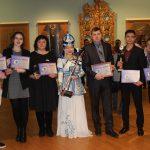 Иностранные студенты и сотрудники академии заняли призовые места на Республиканском фестивале «F.-ART.by» Министерства образования Республики Беларусь
