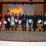Выпускники биотехнологического факультета