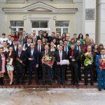 1 февраля 2018 года состоялось торжественное заседание совета УО ВГАВМ, посвященное 19-му выпуску врачей ветеринарной медицины сокращенного срока получения высшего образования