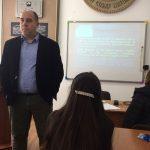 Лекции профессора Стамбульского университета
