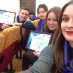 Получение сертификатов учащимися