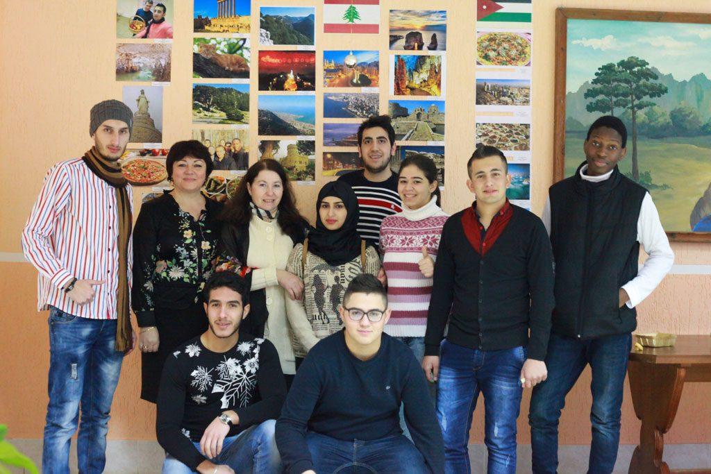 Факультэт міжнародных сувязей, прафарыентацыі і давузаўскай падрыхтоўкі