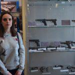 Посещение  Музея истории милиции