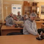 Учебный класс СХП Мазоловогаз