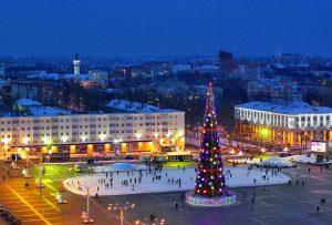 La ville de Vitebsk