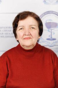 ЧЕУШЕВА Вера Ивановна