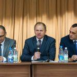 Встреча с Председателем Высшей аттестационной комиссии