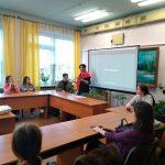 Встреча с преподавателем Витебской духовной семинарии