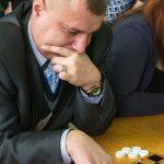 Первенство академии по шашкам