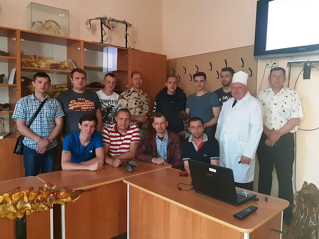 Учеба ветеринарных врачей-ортопедов