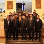 Визит Государственного комитета ветеринарии  Республики Узбекистан