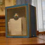 Избирательный участок на базе академии