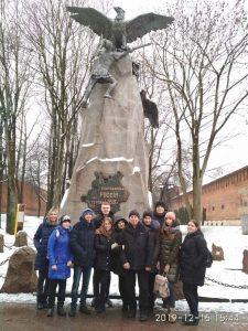 Туристическая поездка в город Смоленск