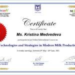 Ms. Kristina Medvedeva