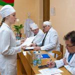 Государственные экзамены по циклу заразных болезней  у студентов 4 курса ССПВО факультета ветеринарной медицины