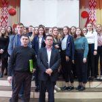 Профориентационная встреча с учащимися школ Дубровенского района