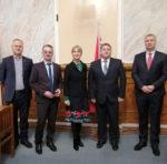 Визит Посольства Швеции в академию
