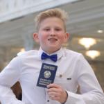 Паспорт для будущего ветеринара