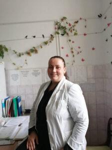 Фадеенкова Евгения Игоревна