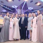 Участие студентов УО ВГАВМ в областном новогоднем балу 2020