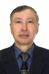 Тырхеев Александр Пурбоевич  кандидат ветеринарных наук, доцент