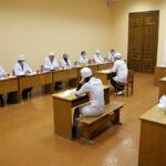 Продолжаются государственные экзамены для студентов 4 курса ФВМ ССПВО