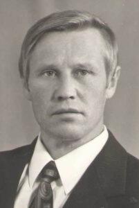 Степанов Геннадий Васильевич
