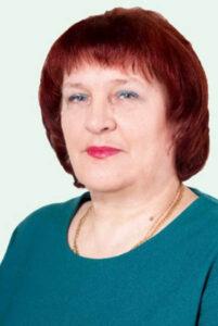 Лобан Раиса Владимировна