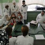 СНК «Диагностика» и учащиеся аграрного колледжа  академии вместе осваивают новейшее оборудование