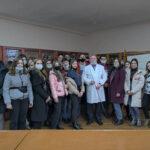 Профориентационное мероприятие с учреждениями образования г. Борисова