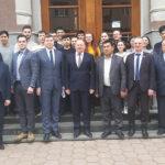 Круглый стол «Международное сотрудничество Беларуси и Узбекистана в повышении квалификации ветеринарных специалистов и интеграция ветеринарной науки в производство»