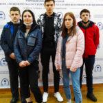 Профориентационная работа сотрудников кафедры внутренних незаразных болезней с учащимися школ Несвижского района